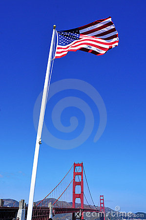 Pont en porte d or, San Francisco, Etats-Unis