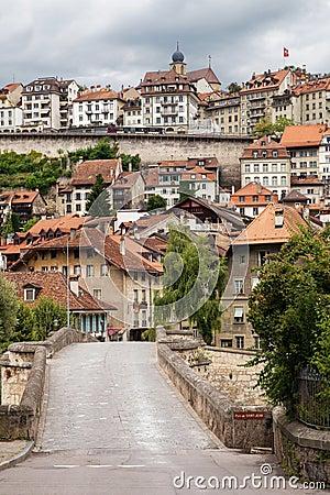 Pont Saint Jean, Fribourg