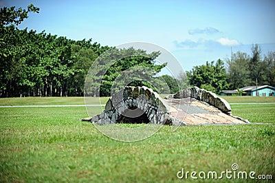 Ponte de pedra