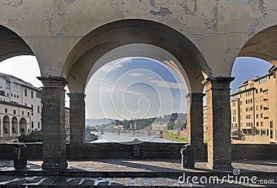From Ponte Vecchio