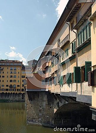 Free Ponte Vecchio - Florance Stock Photography - 12585192