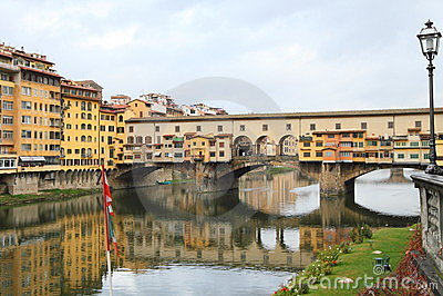 Ponte Vecchio of Florence