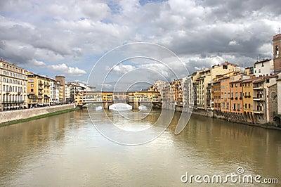 Florence Italy, Bridge
