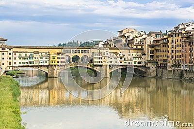 Ponte Veccio Bridge, Florence