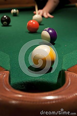 Free Pool Aim Stock Photos - 18060443