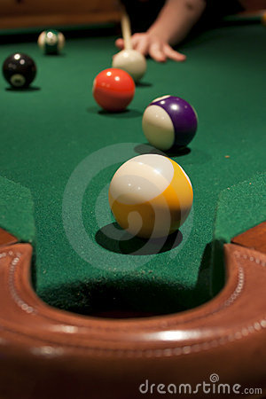 Pool Aim