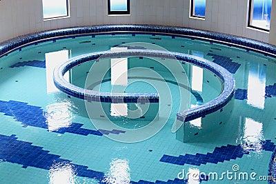Vortex pool