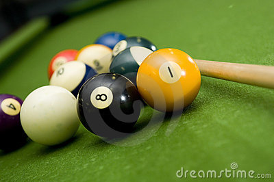 Pool - billiards