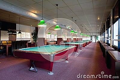 Pool center