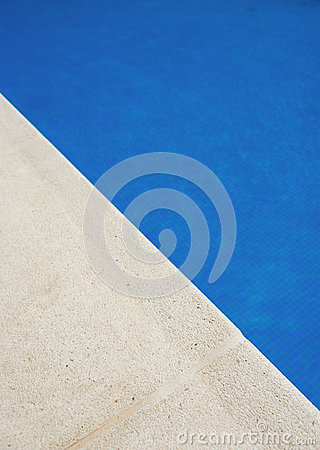 Pool edge