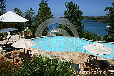 Pool on Grenada