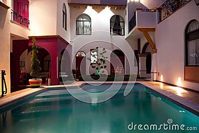Pool patio II