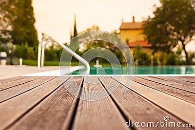Pool Planking