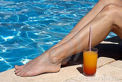 Relax by the Pool