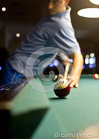 Free Pool Shot Stock Photos - 25218153