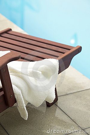 Free Pool Side Stock Photography - 1136942
