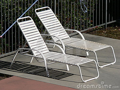 Pool Side Chairs
