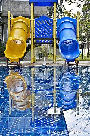 Pool sliders.