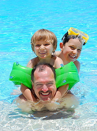 Free Pool Time Fun Stock Images - 2604934