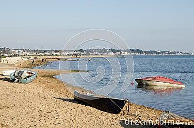 Poole hamn, Dorset