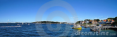 Poole Harbour Brownsea Island