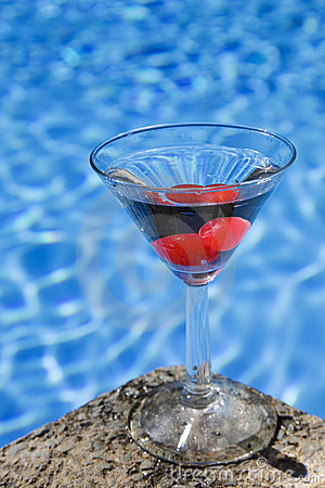 Poolside Cocktail