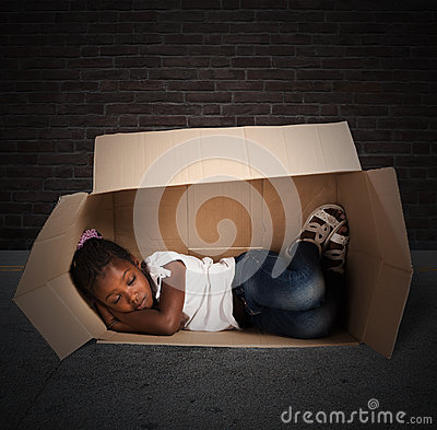 Free Poor Child Royalty Free Stock Image - 64051566