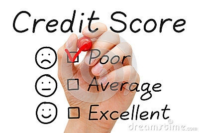 Business credit poor credit card