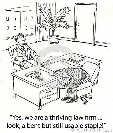 Poor firm