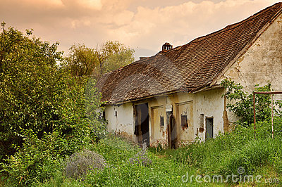 Poor Mans House Stock Images Image 14440694