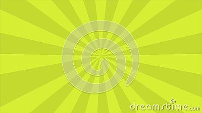 Pop art colorful background HD definition. Pop art striped colorful background High definition animation colorful scenes stock illustration