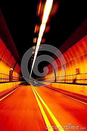 Free Pop-art Tunnel Stock Image - 11524971