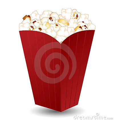 Free Pop Corn Royalty Free Stock Photography - 8924207