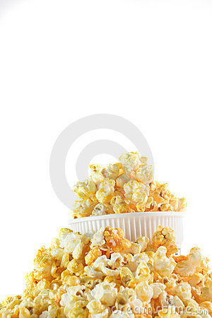 Pop Corn in box
