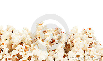 Pop Corn closeup