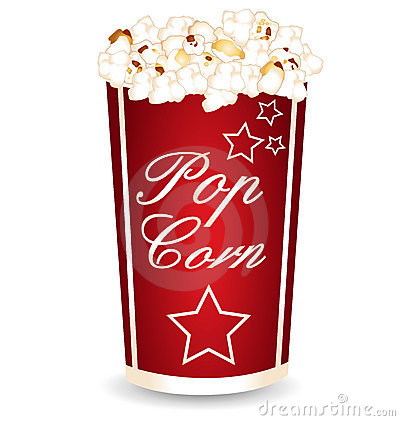 Free Pop Corn Star Royalty Free Stock Photography - 8932087