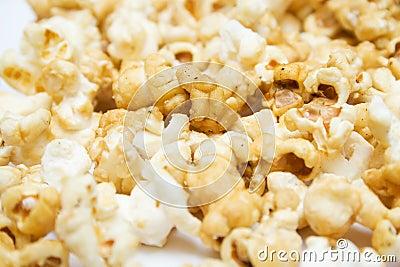 Pop-corn texture