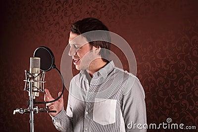 Pop singer