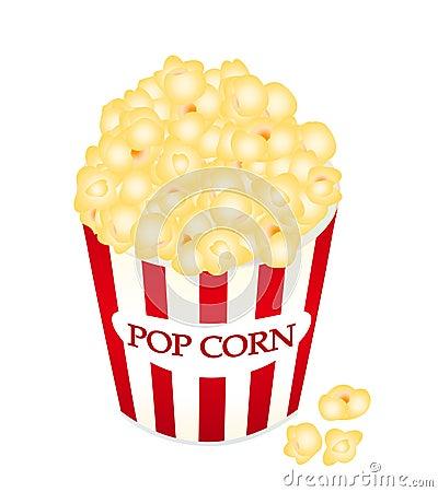 Free Popcorn Royalty Free Stock Image - 14065456