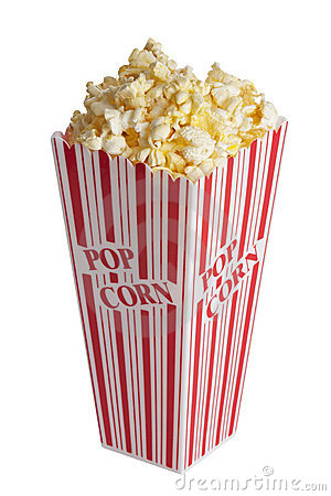Free Popcorn Royalty Free Stock Photo - 16297045