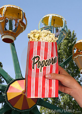 Free Popcorn Royalty Free Stock Image - 858686
