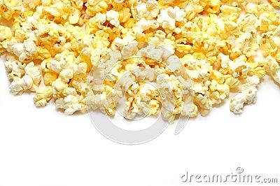 Popcorn αντιγράφων διάστημα