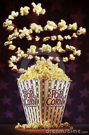 Popcorn circus