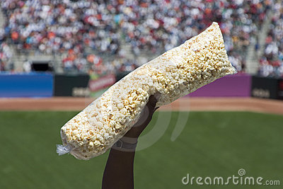 Popcorn at the Game