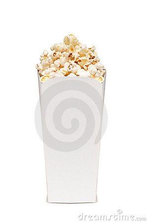 Free Popcorn In Box Royalty Free Stock Images - 14252409