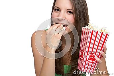 Popcorn Person