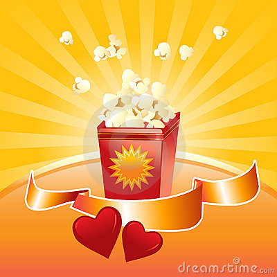 Popcorn for two