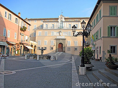 Pope s summer residence