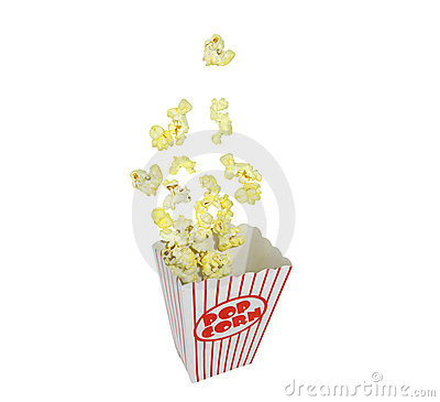Popping Popcorn Clip Art Images & Pictures - Becuo
