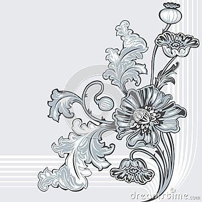 Free Poppy Flower Royalty Free Stock Image - 6844556